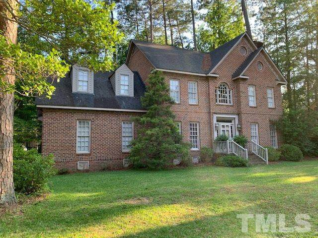 2001 NW Chelsea Drive, Wilson, NC 27896 (MLS #2334446) :: On Point Realty