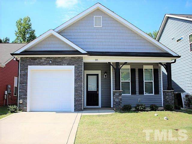 185 Golden Gate Parkway, Clayton, NC 27520 (#2334675) :: Triangle Top Choice Realty, LLC