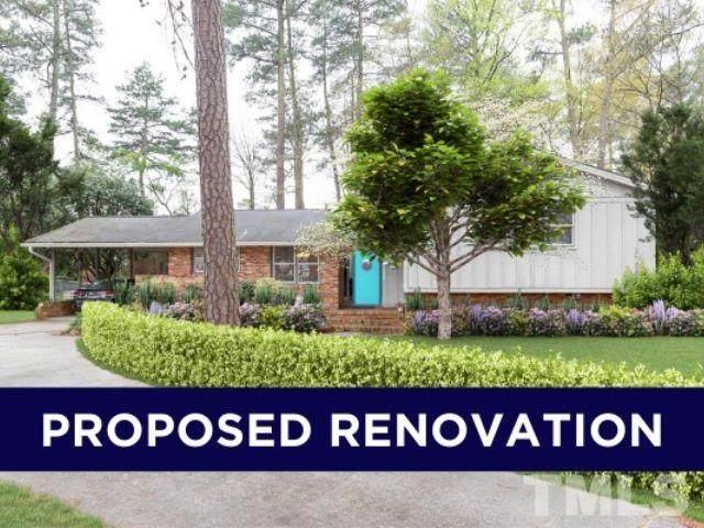 4025 Lassiter Mill Road, Raleigh, NC 27609 (#2335205) :: Dogwood Properties