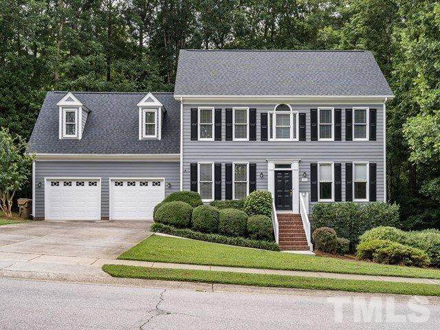 911 Birkdale Drive, Clayton, NC 27527 (#2335455) :: The Beth Hines Team