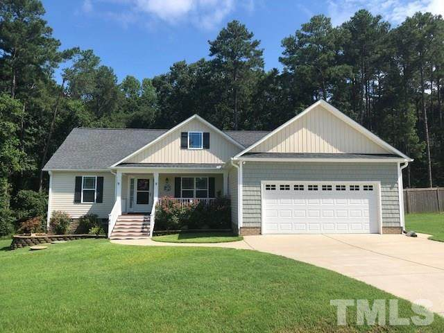 64 Belmont Drive, Angier, NC 27501 (#2335690) :: Bright Ideas Realty
