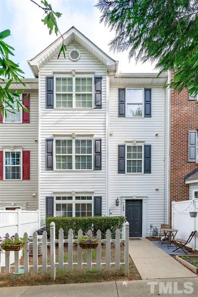 3030 Barrymore Street #108, Raleigh, NC 27603 (#2335862) :: Realty World Signature Properties