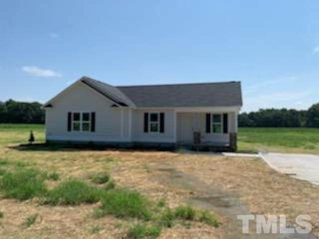 4124 Nahunta Road, Pikeville, NC 27863 (#2336376) :: Real Estate By Design