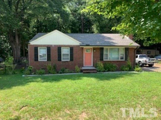 152 S Bullock Street, Henderson, NC 27536 (MLS #2336542) :: Elevation Realty