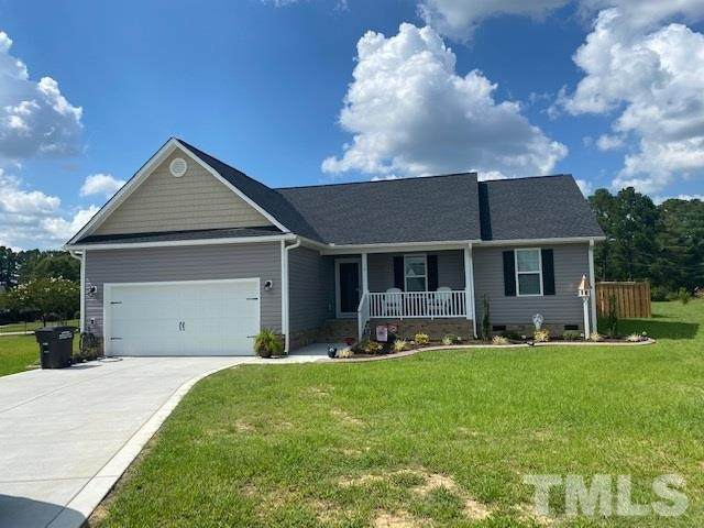 15 Wheat Drive, Angier, NC 27501 (#2336718) :: Marti Hampton Team brokered by eXp Realty