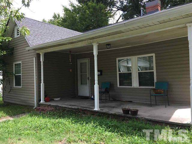 413 Harriett Street, Henderson, NC 27536 (#2337276) :: The Beth Hines Team
