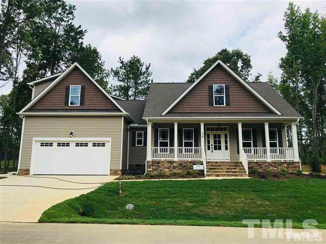 310 Ashpole Trail #12, Clayton, NC 27520 (#2338314) :: Sara Kate Homes