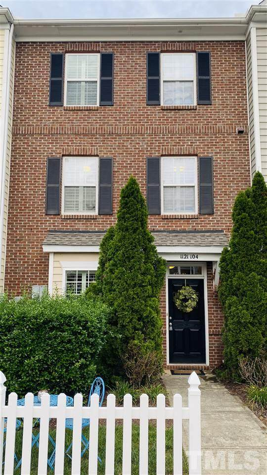 1121 Consortium Drive #104, Raleigh, NC 27603 (#2338801) :: Raleigh Cary Realty