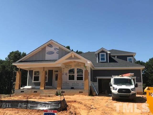 425 Gianna Drive #469, Clayton, NC 27527 (#2340902) :: Spotlight Realty