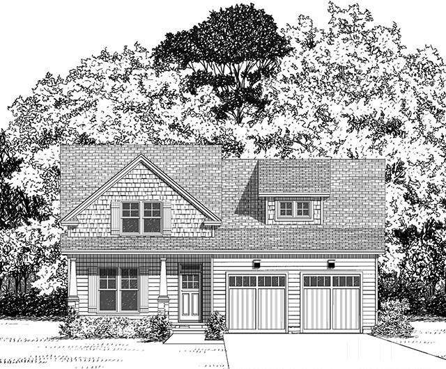 2412 Greenheath Drive 326 Homesite, Fuquay Varina, NC 27526 (#2341391) :: The Beth Hines Team