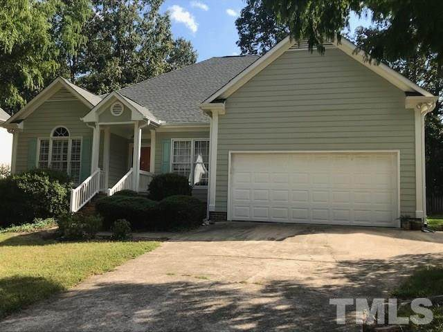 1308 Oak Crest Drive, Knightdale, NC 27545 (#2341928) :: RE/MAX Real Estate Service