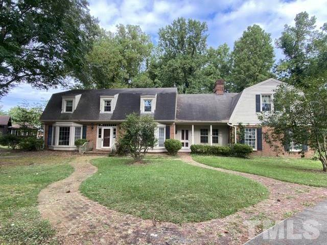 101 Overbrook Drive, Goldsboro, NC 27534 (#2341966) :: The Rodney Carroll Team with Hometowne Realty