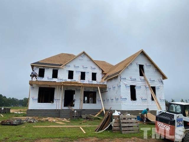 144 Cedar Springs Drive, Princeton, NC 27569 (#2342061) :: Marti Hampton Team brokered by eXp Realty