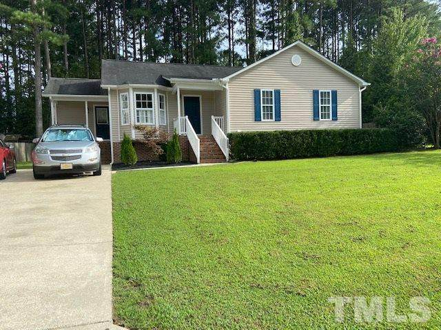 252 Wood Green Drive, Wendell, NC 27591 (#2342474) :: Triangle Top Choice Realty, LLC