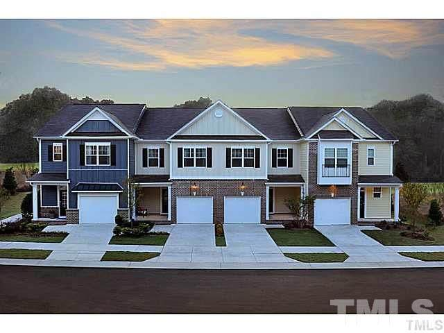 629 Briarcliff Street, Apex, NC 27502 (#2342515) :: The Jim Allen Group