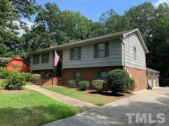 6308 New Market Way, Raleigh, NC 27615 (#2342841) :: Marti Hampton Team brokered by eXp Realty