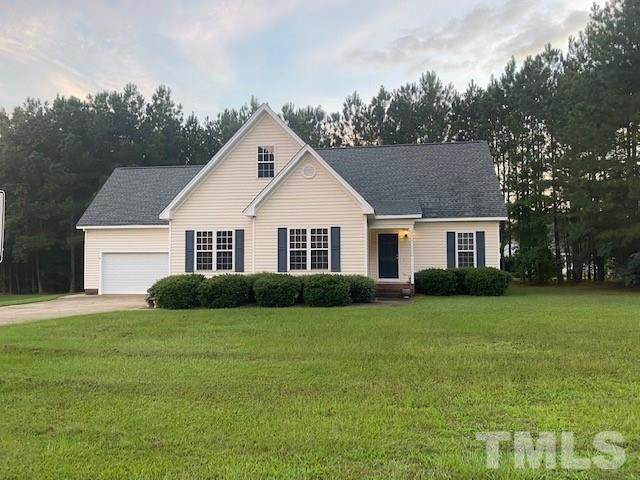 889 Hill Road, Franklinton, NC 27525 (#2342919) :: The Perry Group