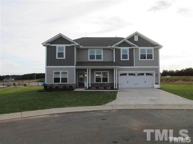 63 N Hawks Ridge Lane, Smithfield, NC 27577 (#2342955) :: Spotlight Realty