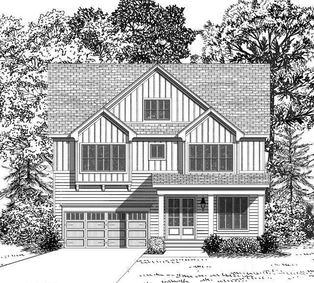 2345 Glade Mill Court 316 Lot, Fuquay Varina, NC 27526 (#2343623) :: The Beth Hines Team