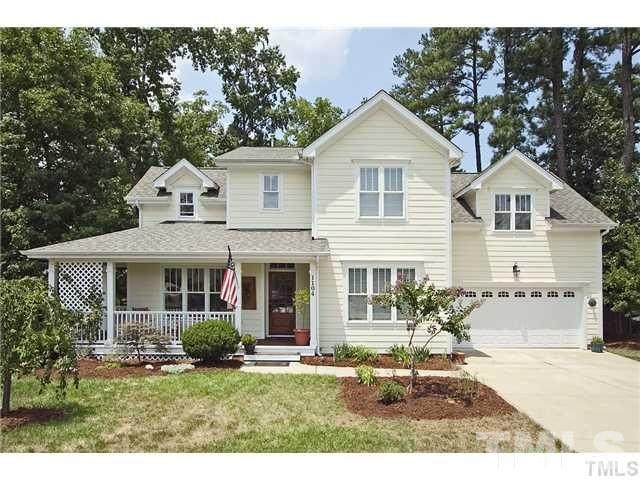 1104 Haughton Green Court, Cary, NC 27502 (#2343832) :: Spotlight Realty