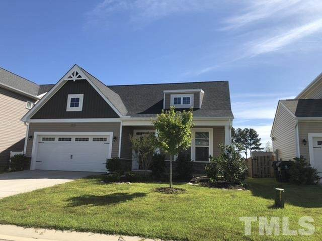 314 Marsh Creek Drive, Garner, NC 27529 (#2343970) :: Raleigh Cary Realty