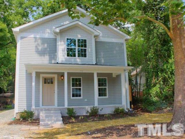 510 Church Street, Chapel Hill, NC 27516 (#2344839) :: Raleigh Cary Realty