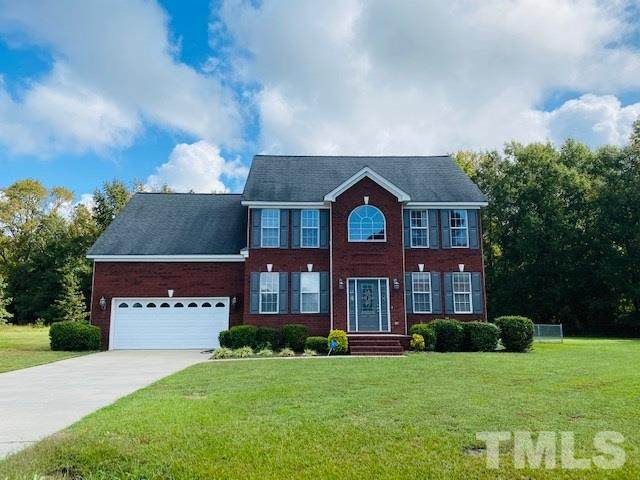 112 Davelin Place, Goldsboro, NC 27530 (#2345467) :: Real Estate By Design