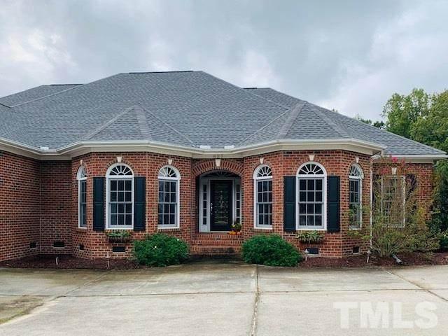 627 Christopher Drive, Clayton, NC 27520 (#2345501) :: Dogwood Properties