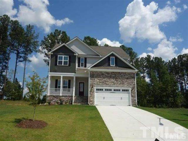 20 Lockamy Lane, Youngsville, NC 27596 (#2345963) :: Bright Ideas Realty