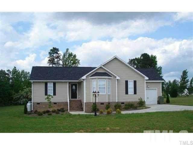 6558 Todd Road, Bailey, NC 27807 (#2347433) :: Realty World Signature Properties