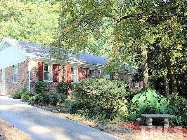 4710 Tanglewood Drive, Raleigh, NC 27612 (#2347682) :: Bright Ideas Realty