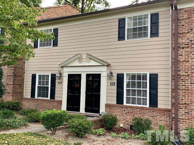3736 Yorktown Place #3736, Raleigh, NC 27609 (#2347695) :: Dogwood Properties