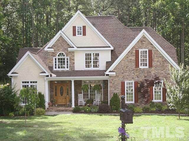 8480 Falkirk Ridge Court, Wake Forest, NC 27587 (#2348544) :: Dogwood Properties