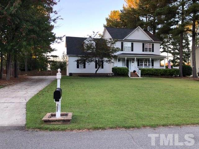 72 Cassidy Court, Clayton, NC 27520 (#2348608) :: Bright Ideas Realty