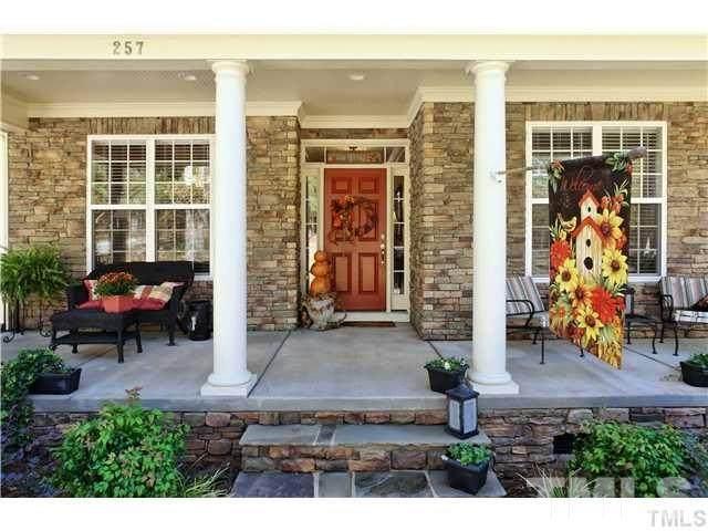 257 Sacred Fire Road, Louisburg, NC 27549 (#2348924) :: Dogwood Properties