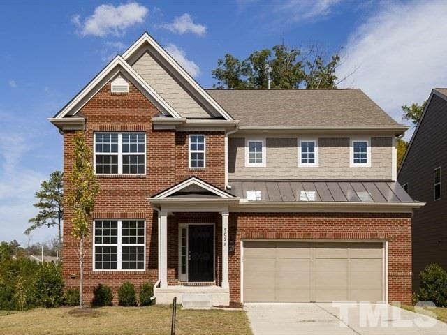 5028 Blue Jack Oak Drive, Cary, NC 27519 (#2349374) :: Saye Triangle Realty