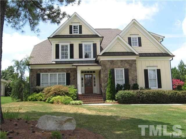 768 Heritage Arbor Drive, Wake Forest, NC 27587 (#2349428) :: Realty World Signature Properties