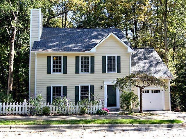 218 Oxford Hills Drive, Chapel Hill, NC 27514 (#2349497) :: Bright Ideas Realty