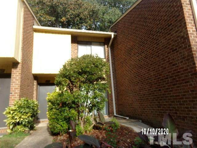 1265 Schaub Drive 1265-S, Raleigh, NC 27606 (#2349544) :: Real Estate By Design