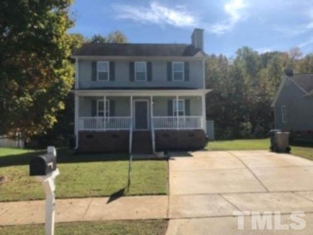 172 Muirfield Ridge Drive, Garner, NC 27529 (#2349577) :: Realty World Signature Properties