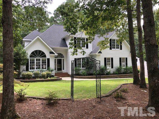 611 Deep Forest Lane, Archer Lodge, NC 27527 (#2349794) :: The Beth Hines Team