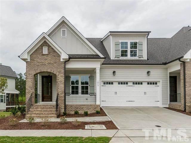 1039 Laurelwood Drive #16, Durham, NC 27705 (#2349896) :: Dogwood Properties