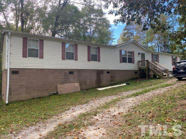 687 Island Creek Estate Road, Henderson, NC 27537 (#2350063) :: The Jim Allen Group
