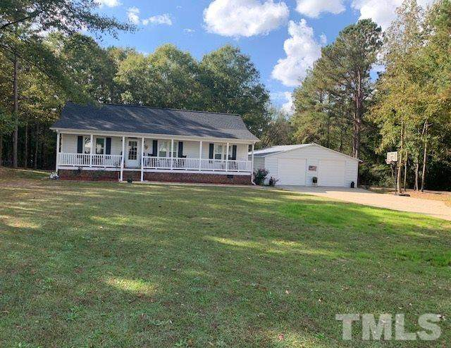 1721 Indian Camp Road, Clayton, NC 27520 (#2350241) :: Realty World Signature Properties