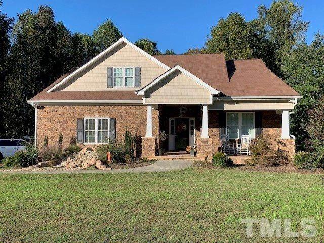 2053 Montgomery Drive, Franklinton, NC 27525 (#2350286) :: Dogwood Properties