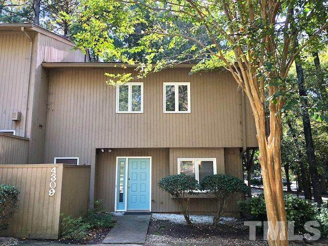 4309 Sunbelt Place, Raleigh, NC 27613 (#2350300) :: RE/MAX Real Estate Service