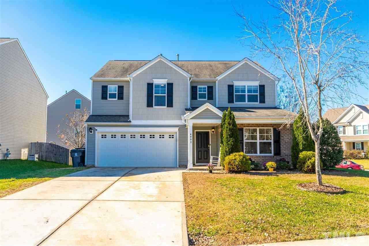 4002 Twin Spires Drive, Knightdale, NC 27545 (MLS #2351103) :: The Oceanaire Realty
