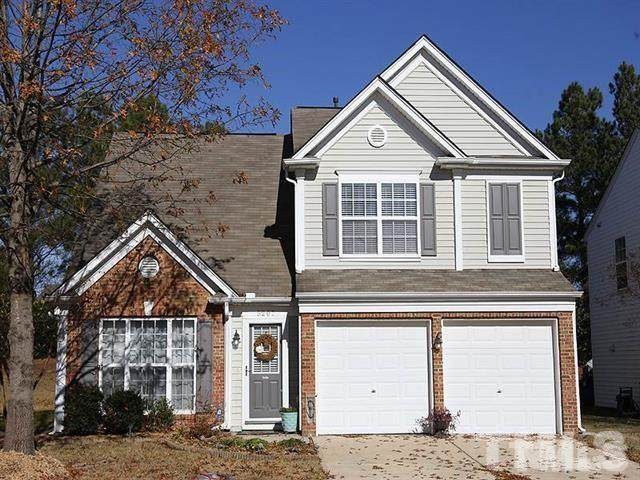 5207 Little Sandy Drive, Raleigh, NC 27616 (#2351192) :: Real Estate By Design
