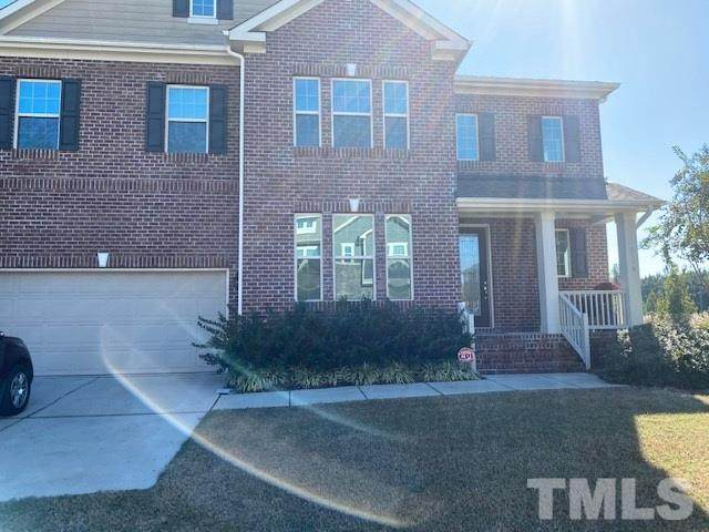 1609 Wynne Trace Court, Raleigh, NC 27603 (#2351370) :: Real Estate By Design