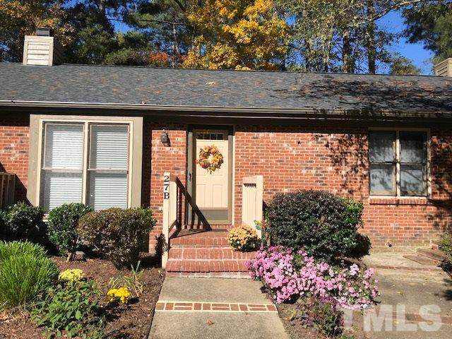 300 W Woodcroft Parkway 27-B, Durham, NC 27713 (MLS #2352963) :: On Point Realty